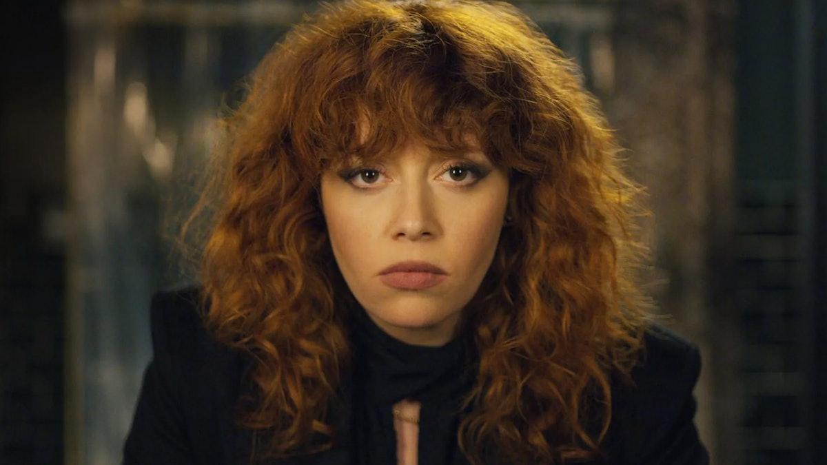 Natasha Lyonne in Netflix's 'Russion Doll'