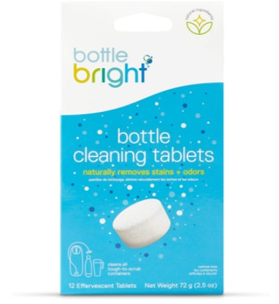 Bottle Bright- All Natural Bottle Cleaning Tablets