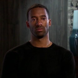 'Bachelor' fans are calling out the show for exploiting Matt's difficult relationship with his fathe...