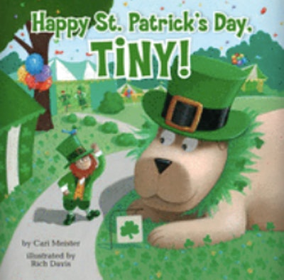 'Happy St. Patrick's Day, Tiny!' by Cari Miester