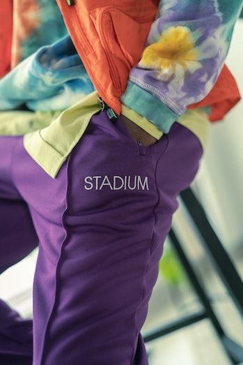 STADIUM track pants
