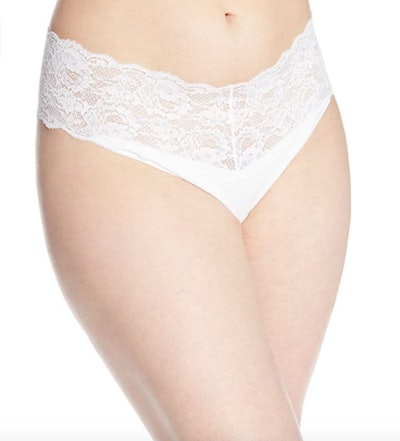 Cosabella Plus-Size Never Say Never Lovelie Thong