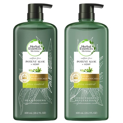 Herbal Essences Aloe + Hemp Shampoo And Conditioner, 20.2 Oz. (2-Pack)