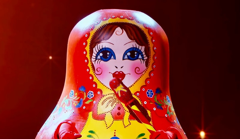 Russian Doll from 'The Masked Singer' Season 5