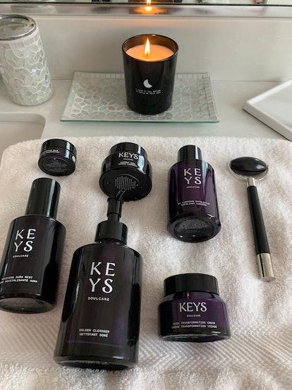 Keys Soulcare Skin Care Review