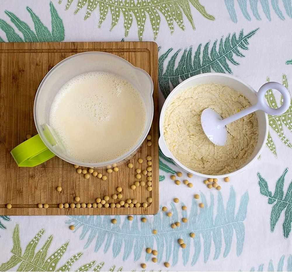 ZWDTGS Nut Milk & Greek Yogurt Maker