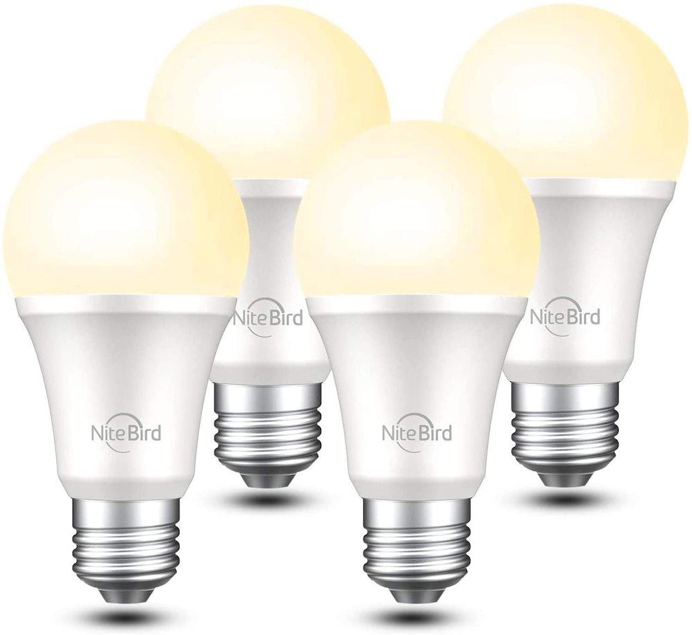 NITEBIRD Smart Light Bulb (4-Pack)