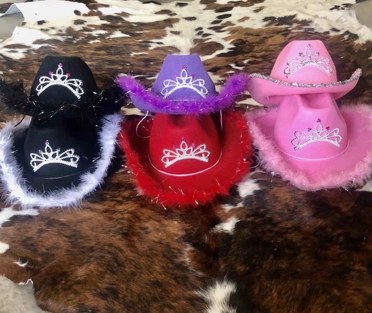 StockyardsTrading Adult Cowboy Hat