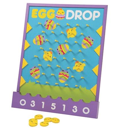 Easter Egg Disc Drop Game