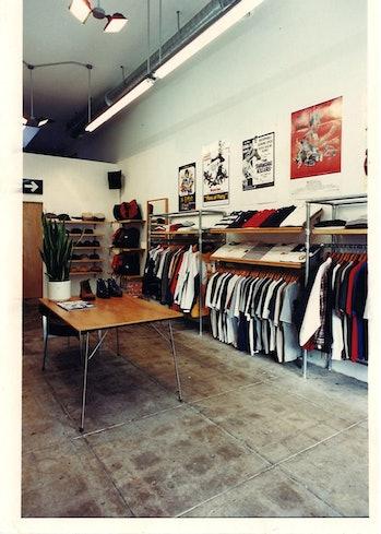 Union Los Angeles boutique
