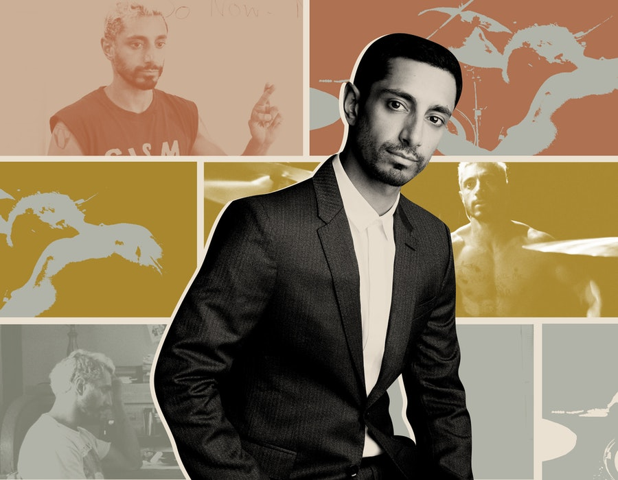 Riz Ahmed in his new film 'Sound of Metal'