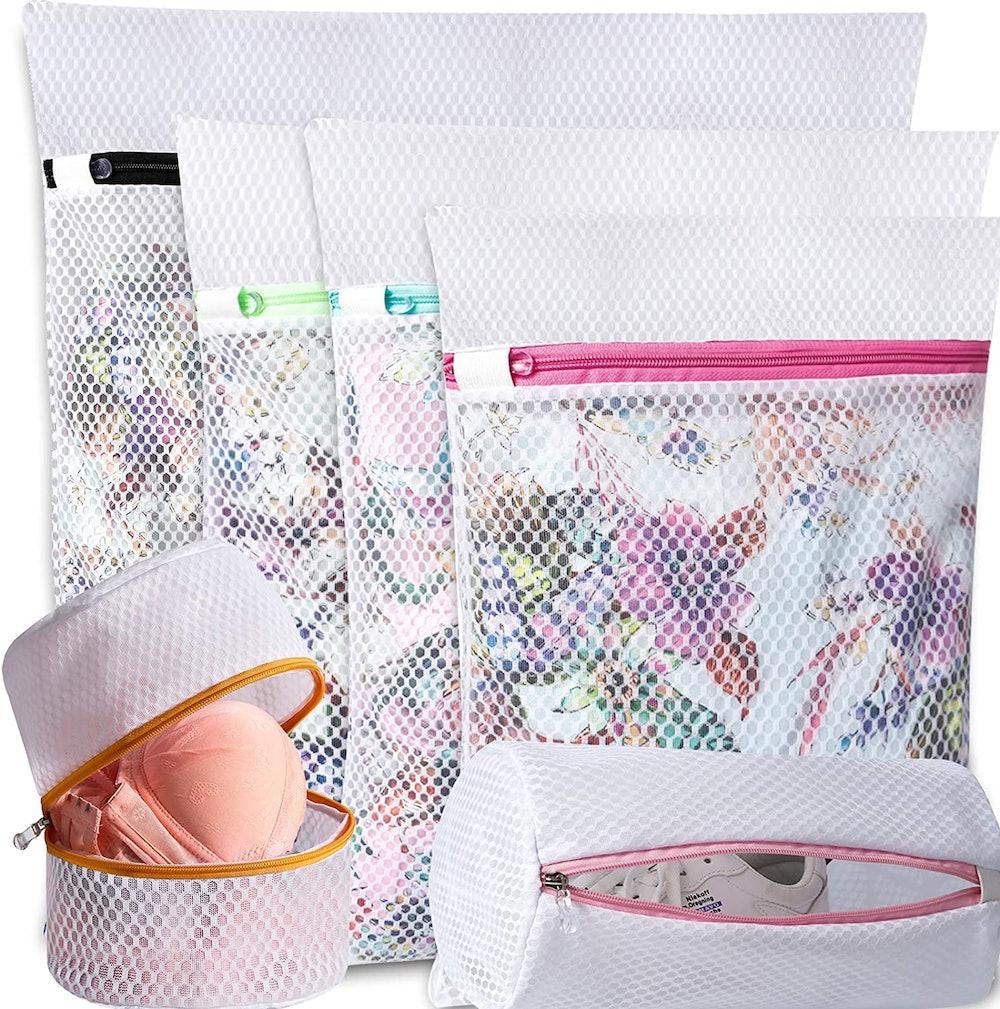 BAGAIL Mesh Laundry Bags (6-Pack)