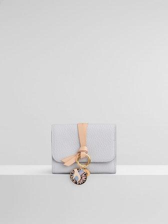 Chloé For UNICEF Alphabet Compact Tri-fold Wallet