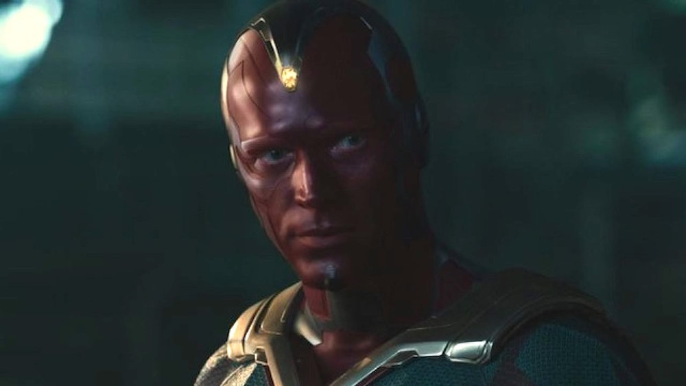 Vision in 'Avengers: Age of Ultron'