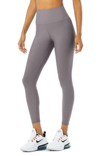 High-Waist Airlift Legging in Purple Dusk