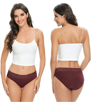 ALTHEANRAY Cotton Panties (6-Pack)