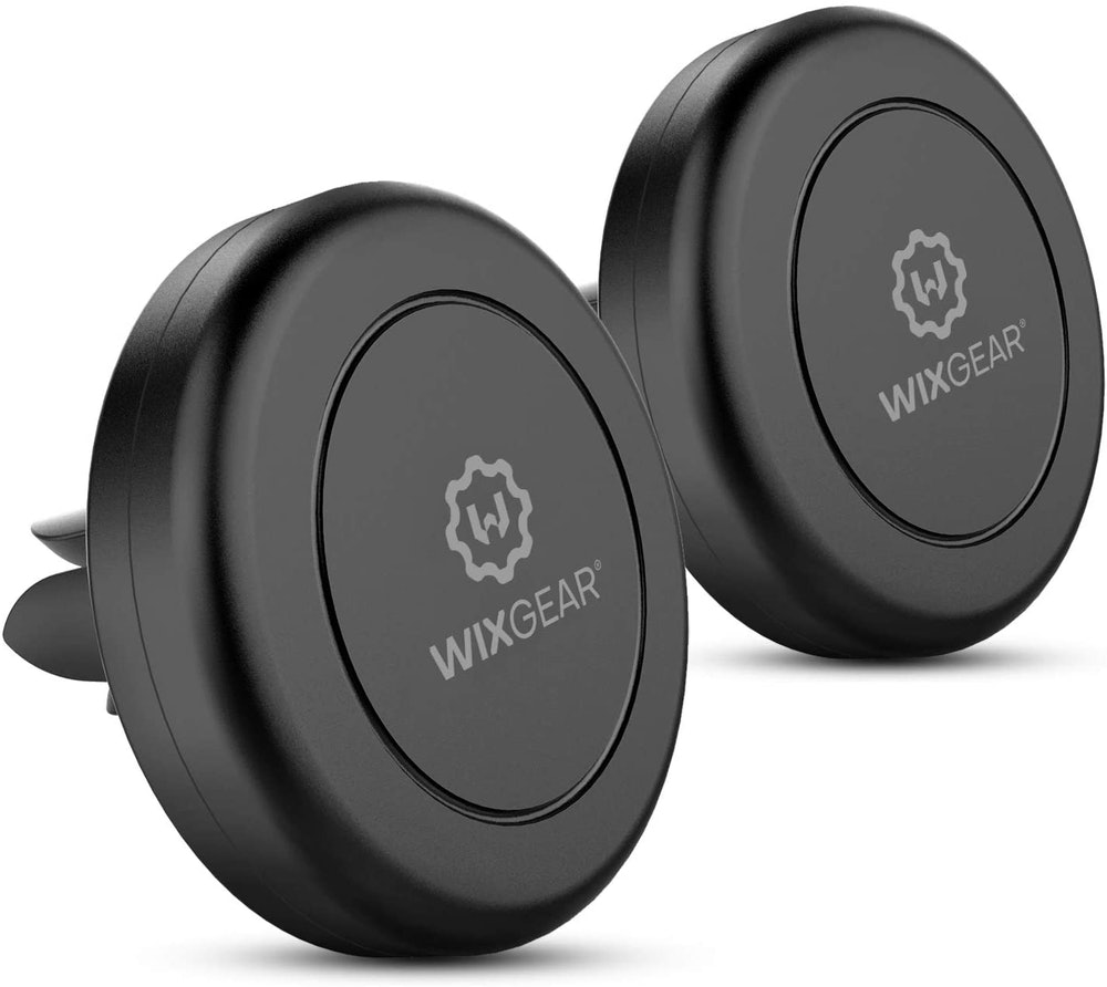 WixGear Magnetic Phone Mount (2-Pack)
