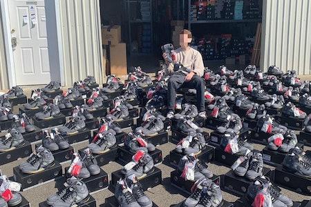 Joe Hebert West Coast Streetwear Sneaker Reselling