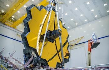 NASA James Webb Telescope engineer