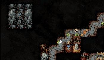 loop hero treasury surrounded resources roguelite