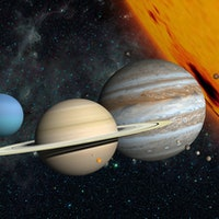 You need to see Jupiter, Saturn, and Mercury aligned in the sky this week