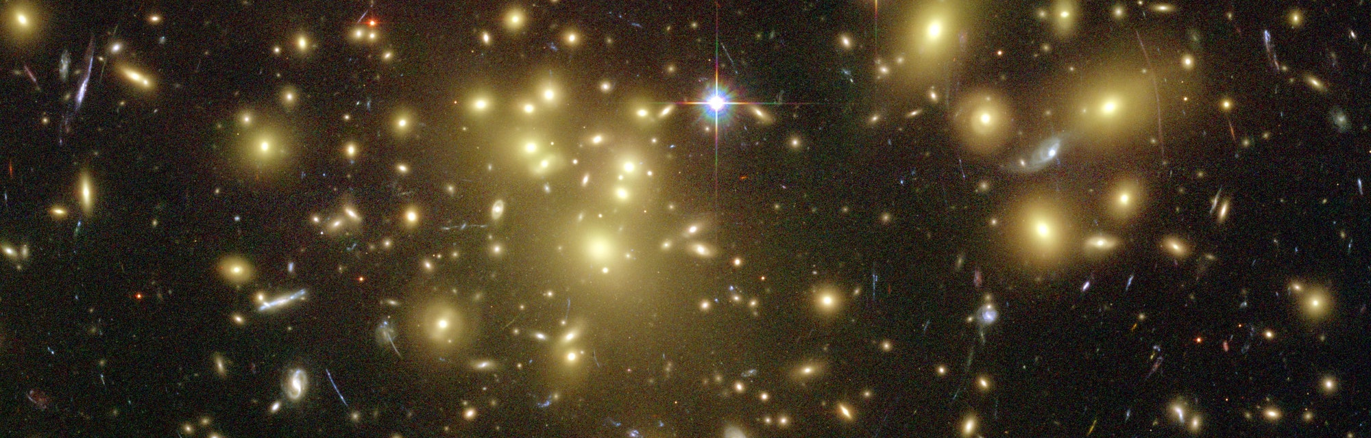 Dark matter can be inferred from an assortment of physical clues in the universe.