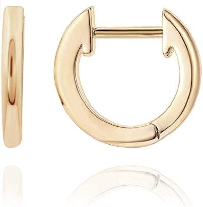 PAVOI 14K Gold Cuff Earrings