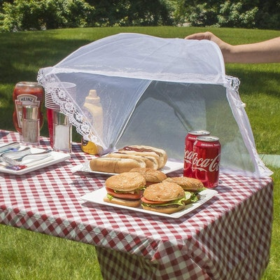 Lauon Mesh Food Tents (6-Pack)