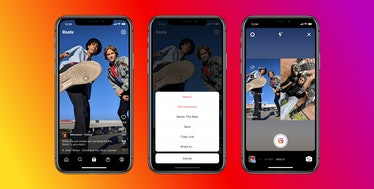 You can use Instagram Reels' Remix feature with a few easy steps.