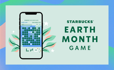 Here's how to play Starbucks Earth  Month Game for a chance at freebies.