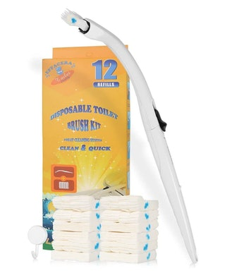 Effacera Disposable Toilet Cleaning System