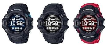 Casio announces G-Shock GSW-H1000 G-Squad Pro smartwatch running Wear OS by Google