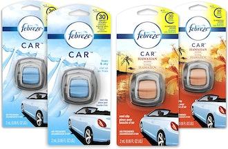 Febreze Car Air Freshener Vent Clips (4-Pack)