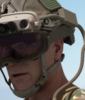 Microsoft will supply the U.S. Army with 120,000 augmented reality headsets based on HoloLens.