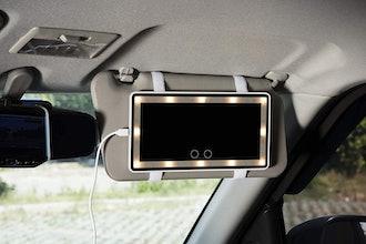 Wurkkos Car Visor LED Mirror