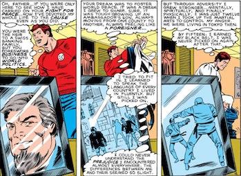 Falcon and Winter Soldier Flag Smasher Karli Karl Morgenthau Marvel comics