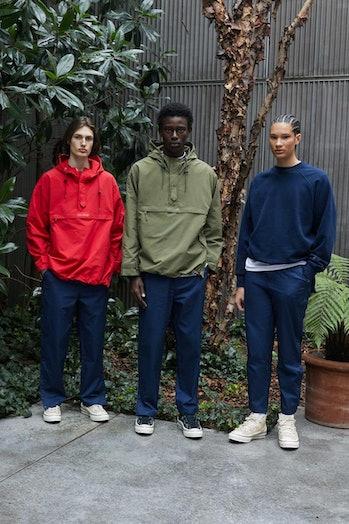Converse x Kim Jones clothing