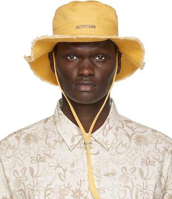 Jacquemus Le Bob Artichaut Bocket Hat