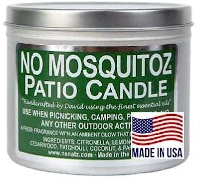 NO MOSQUITOZ Outdoor Candle
