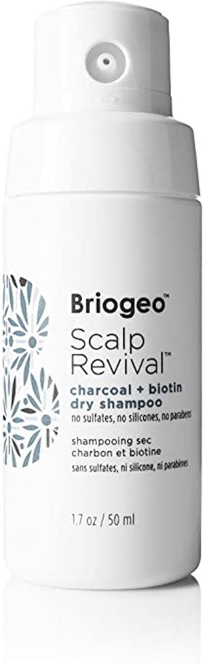 Briogeo Scalp Revival Charcoal + Biotin Dry Shampoo