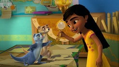 'Mira Royal Detective' is one of many shows for kids and families coming to Disney+ in April.