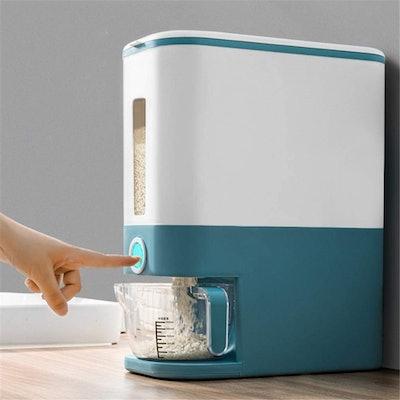 WAQIA Rice Container & Dispenser