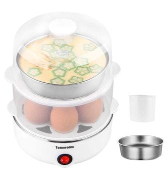 Tomorotec Electric Rapid Egg Maker