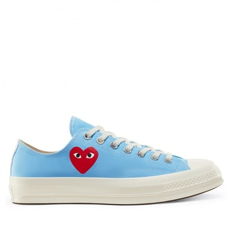 Chuck Taylor All Star 70' Low in Bright Blue