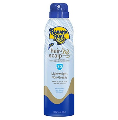 Banana Boat Hair & Scalp Defense Sunscreen Spray