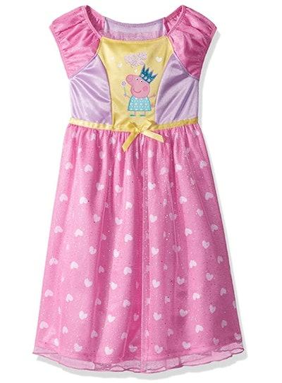 Peppa Pig Girls' Toddler Princess Dressy Gown
