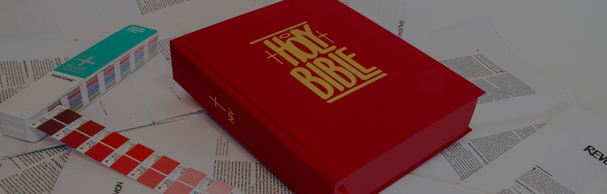 Jon Buscemi Bible