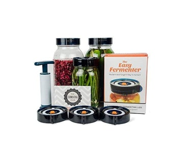 Nourished Essentials Easy Fermenter Wide Mouth Lid