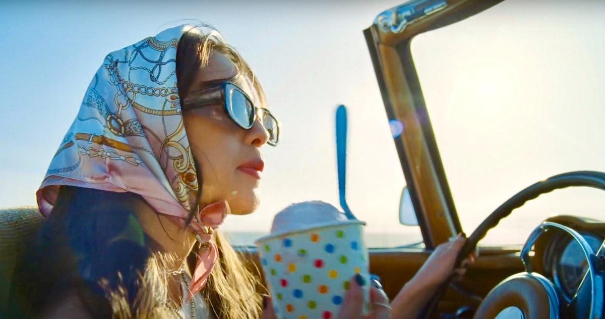 Olivia Rodrigo Deja Vu Music Video Experiences: Ice Cream