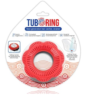 TubRing The Ultimate Tub Drain Protector
